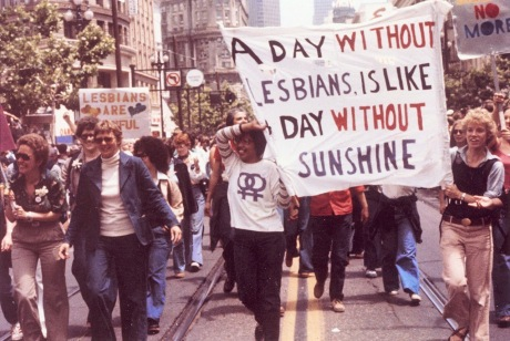 Gay pride parade in Chicago, 1970s.jpg