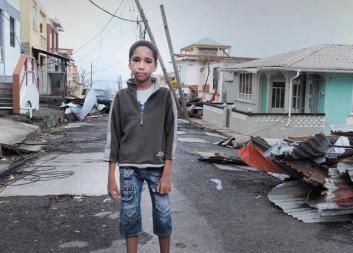 A_child_in_the_aftermath_of_Hurricane_Maria_VolunteersofAmerica