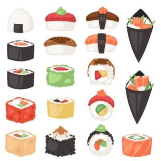 japanese_food_sushi-vectorstock