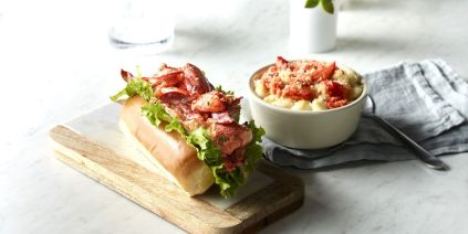 lobster mac and cheese_panera